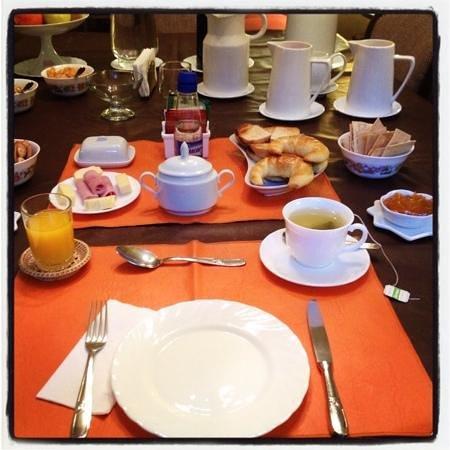 B&B Plaza Italia: Breakfast was delicious!