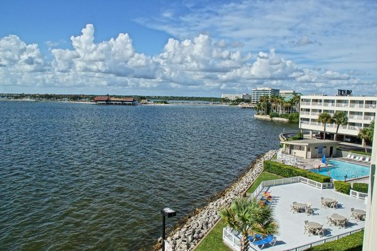 Sailport Waterfront Suites: view from room