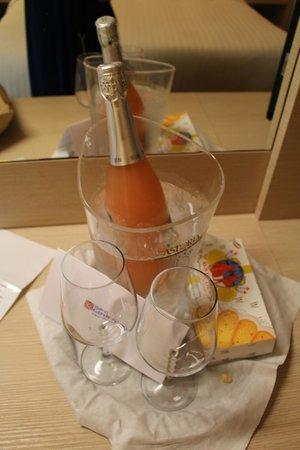 Hilton Garden Inn Venice Mestre San Giuliano: A nice anniversary surprise
