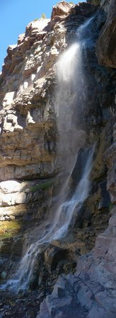 Lower Cascade Trail and Falls: Ouray Cascade Falls