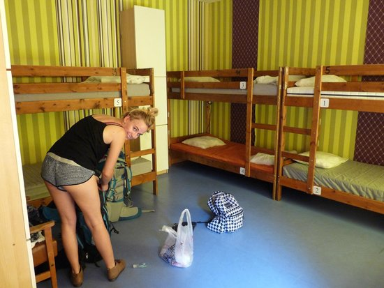 Casa De La Musica Hostel: The 6 bed dorm (female)