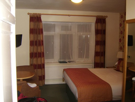 Fairwater Head Hotel: Bedroom shot (1)
