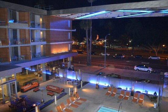 Shore Hotel: Vista do quarto