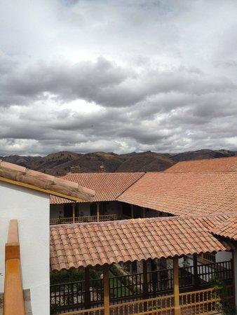 Belmond Palacio Nazarenas : Vistas de los tejados del hotel, tejas si.