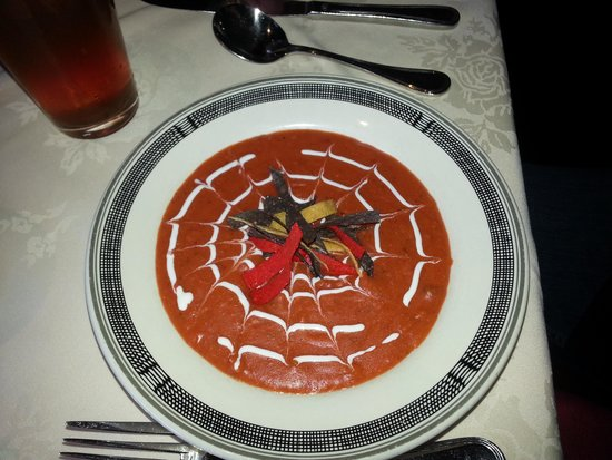 El Tovar Lodge Dining Room: Soup of the day-Tortilla Soup