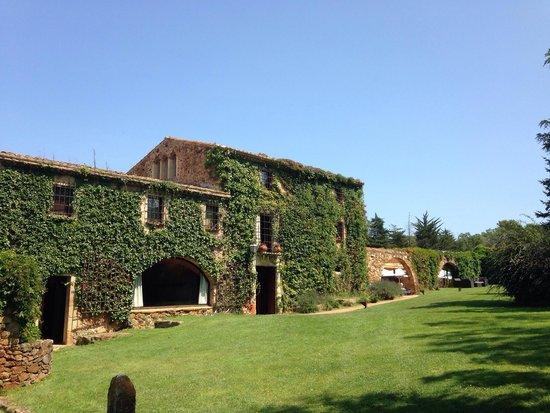 Mas Salvi Hotel : Впечатляет внешний вид
