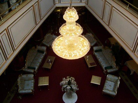 BEST WESTERN Antea Palace Hotel & Spa: flor de araña!