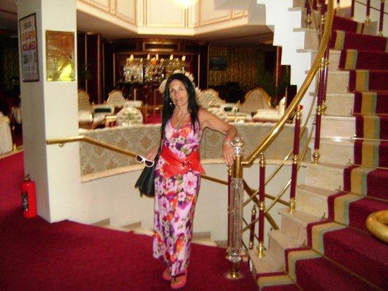 BEST WESTERN Antea Palace Hotel & Spa: cerca del desayunador