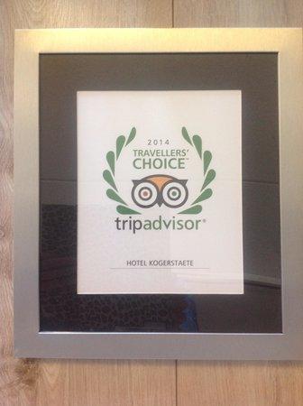 Hotel Kogerstaete 4 sterren : Tripadvisor