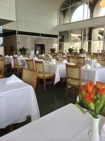 Bahia Othon Palace : restaurante café da manhã, almoço e jantar
