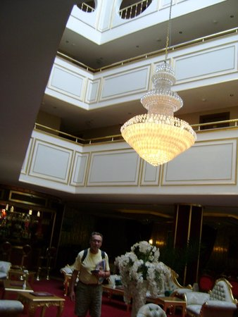 BEST WESTERN Antea Palace Hotel & Spa: hall central