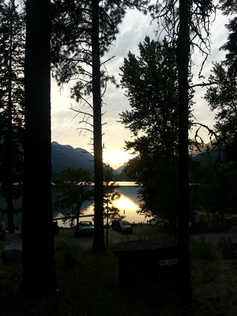 North Cascades Lodge at Stehekin : Stehekin Lodge View of the Lake