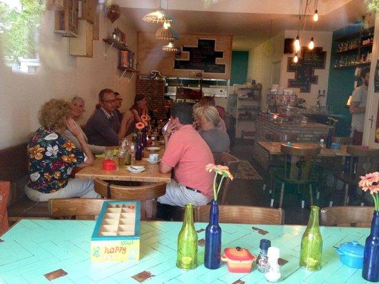 Restaurant Blij : Cozy, inviting environment