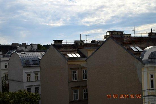 Courtyard Vienna Schoenbrunn: View