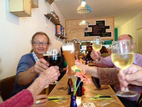 Restaurant Blij : Cheers!