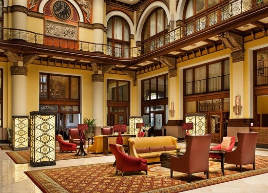 Union Station Hotel, Autograph Collection: Lobby