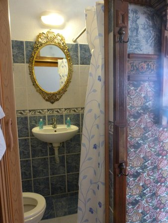 Homeros Pension & Guesthouse: Salle de bain