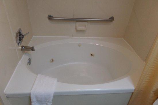 Days Inn Weldon Roanoke Rapids : Whirl Pool