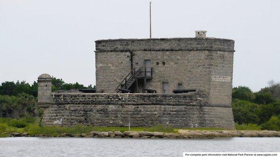 Fort Matanzas National Monument: Fort Matanzas