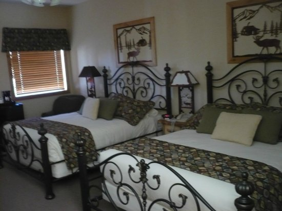 Majestic View Lodge : Chambre