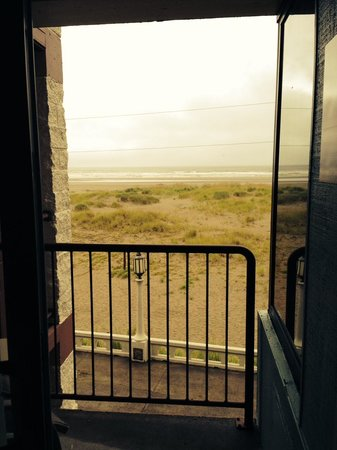 Best Western Ocean View Resort : View from balcony.