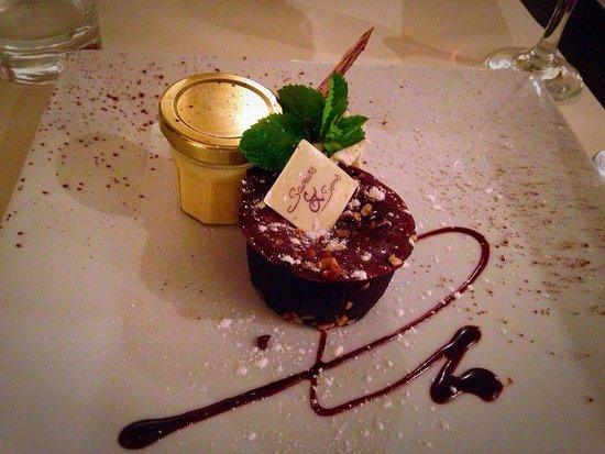 Saveurs et Sens : Fondant au chocolat