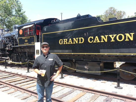 Grand Canyon Railway: Engine