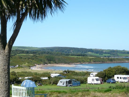 show user reviews dafarn rhos caravan camping site moelfre anglesey north wales
