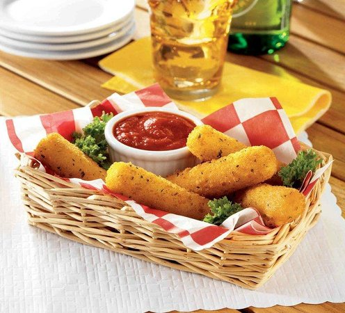Pizza One: Mozzarella Sticks