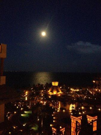 Villa del Palmar Cancun Beach Resort & Spa: Vista desde la habitación
