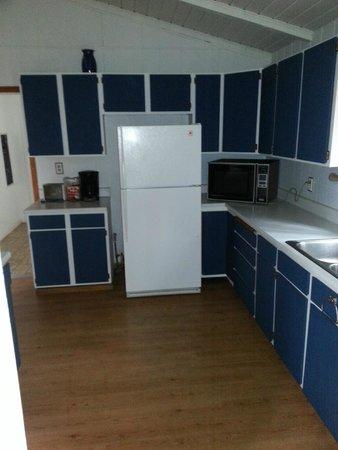 Riverside State Park : kitchen - Retired Ranger House