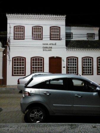 Casa-Atelie Scliar : Casa Ateliê Scliar