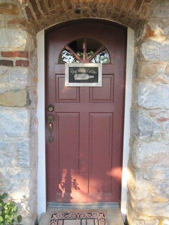 The Harlan House: Wine Cellar Room