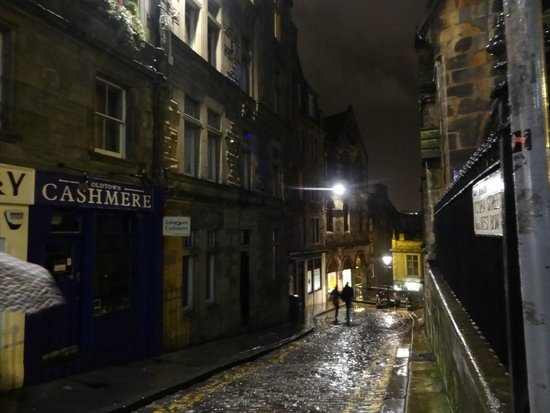 Edinburgh Old Town: Old Town