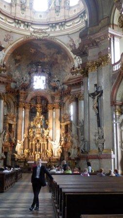 Église Saint-Nicolas de Malá Strana : St. Nicholas Church recital, Prague