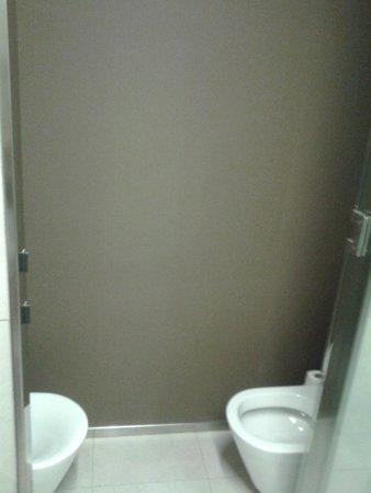 Hotel Primus Valencia : Toilette