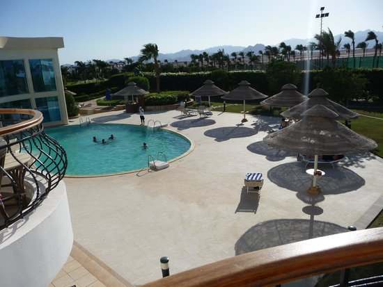 Sierra Sharm El Sheikh: View from Room 2505