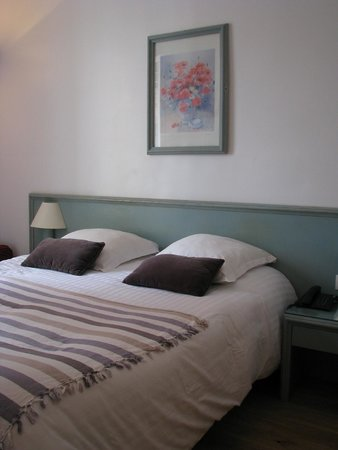 Hotel des Falaises : camera