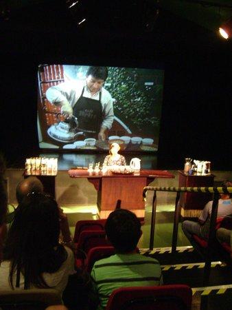 Britt Coffee Tour: Video - Entertaining presentation and demonstrations