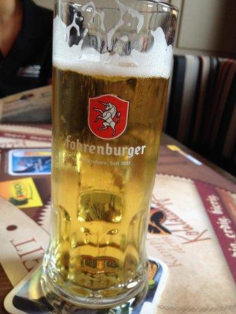 Offnungszeiten Kohldampf: Fohrenburger Beer