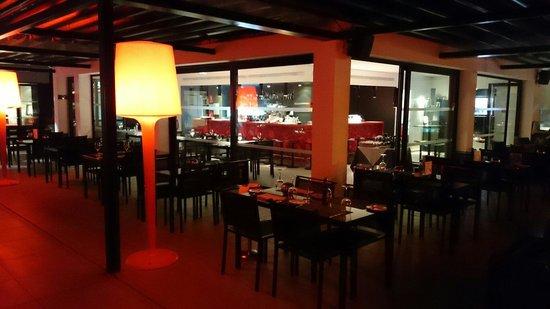 Migjorn Ibiza Suites & Spa : Poolbar