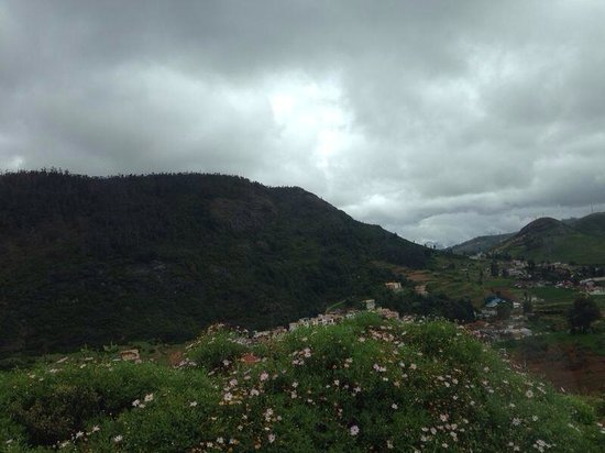 Carnival Tours & Travels: Hotel view, Ooty