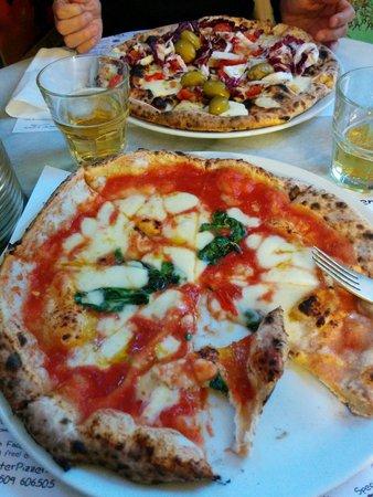 Peter La Pizza Napoletana A Loughborough Picture Of Peter