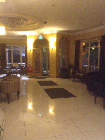 Villa Rose Hotel: entance