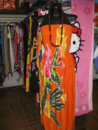 Ciao Moorea : DRESS OF TAHITI