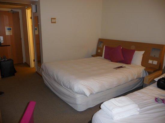 Novotel London West: Room 4088