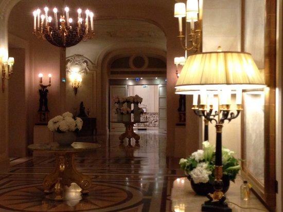 Shangri-La Hotel Paris: 😍