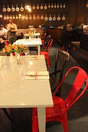 W Atlanta Midtown: Trace Restaurant