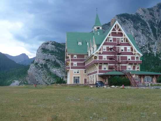 Prince of Wales Hotel: Hotel