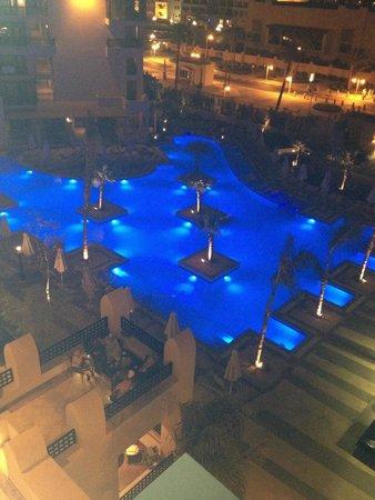Steigenberger Aqua Magic : it's amazing view